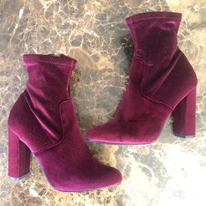 STEVE MADDEN Woman's Edit booties casual 6M
